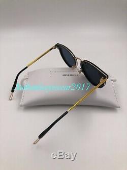 2019 Gentle Monster Sunglasses Merlynn Black Frame Black Zeiss Lenses