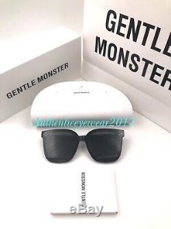 2020 Gentle Monster Sunglasses Her Black Frame Black Zeiss Lenses