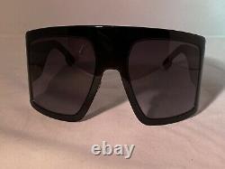 Authentic Christian Dior So light 1 0807/9O Black/Gray Gradient Women Sunglasses
