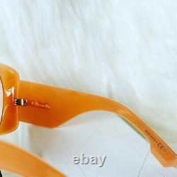 Authentic Christian Dior So light 2 Pink/Nude Sunglasses