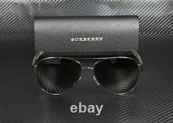 BURBERRY BE3084 1212T5 Br Brown Polarized Brown Gradient 57mm Women's Sunglasses