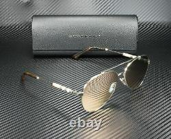 BURBERRY BE3092Q 11674Z Brushed Lt Gold Grey Rose Gold 57 mm Women's Sunglasses