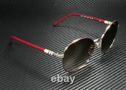 BURBERRY BE3094 125613 Light Gold Brown Gradient 56 mm Women's Sunglasses