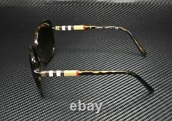 BURBERRY BE4197 300213 Dark Havana Brown Gradient 58 mm Women's Sunglasses