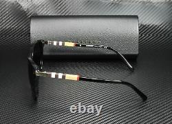 BURBERRY BE4216F 30018G Black Gray Gradient 57 mm Women's Sunglasses