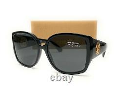 BURBERRY BE4290 300187 Black Grey Women's Sunglasses 61mm