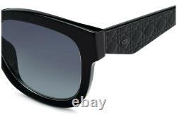 Brand New Christian Dior Sunglasses Verydior 1/N 807 Black/Gray For Women