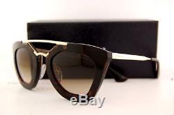 9dbf992c9ab5 Brand New Prada Sunglasses 09q 09qs 2au 6s1 Havana For Women