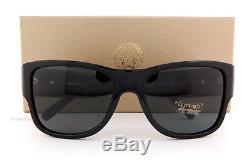 Brand New VERSACE Sunglasses VE 4275 GB1/81 BLACK/GRAY Polarized Men Women