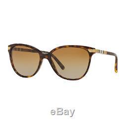 Burberry BE4216 3002T5 Womens Havana Sunglasses