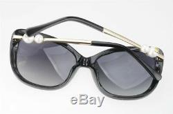 CHANEL CH 5339 Pearl Black/Gold Polarized Women Sunglasses Frames 2018 Summer