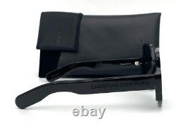 CHRISTIAN DIOR INSIDEOUT1 807 Black / Gray 57mmmm Sunglasses