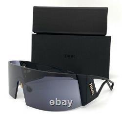 CHRISTIAN DIOR KALEIDIORSCOPIC 003 Matte Black / Gray 99mm Sunglasses