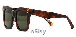 Céline Celine TILDA CL 41076/S havana/grey green (05L/1E) Sunglasses