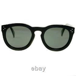 Celine Polarised Preppy Black Ladies Sunglasses CL41801/S 807