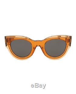 Celine Womens Cat Eye Sunglasses CL41447S-200191L7Q-48IR