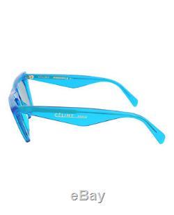 Celine Womens Square/Rectangle Sunglasses CL41468S-200486GEG-51KU