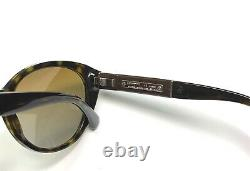 Chanel 5252Q 714/S9 Sunglasses Brown Tortoise / Brown Polarized