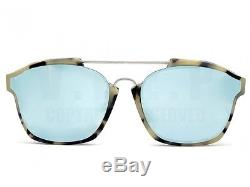 b0b6de72b1e18 Christian Dior Abstract Fog Havana light Blue Mirror (a4e a4) Sunglasses