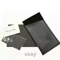 Christian Dior Addict 1 Dioraddict1 RHL Gold Black Shield Siver Mirror Sunglass