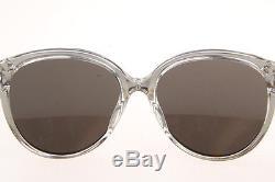 Christian Dior DIORAMA Silver Gray/Silver Mirror (TGU/DC) Sunglasses