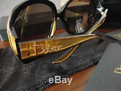ecadcb127028 Christian Dior Glossy Gold Only 500 Limited Edition Sunglasses
