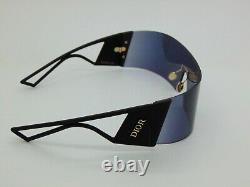 Christian Dior KaleiDiorScopic 003/I3 Matte Black Authentic Shield Sunglasses