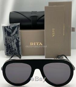 DITA ENDURANCE 88 Sunglasses Matte Black Clear Black Flash DTS-107-55