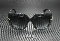 DOLCE & GABBANA DG6111 504 8G Transparent Grey Gradient 51 mm Women's Sunglasses