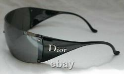 Dior Luxus Sonnenbrille Ski 6 9a8 Schwarz Neu