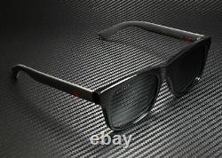 GUCCI GG0008S 002 Rectangular Square Black Grey 53 mm Men's Sunglasses