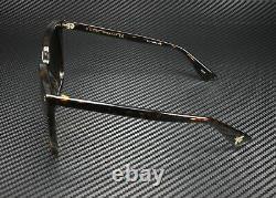 GUCCI GG0022S 003 Cat Eye Havana Brown 57 mm Women's Sunglasses