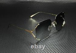 GUCCI GG0646S 001 Gold Grey Gradient Women's Sunglasses 60mm