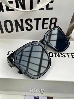 Gentle Monster Sunglasses JENNIE KUKU 01 in BLACK