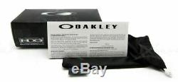 NEW Genuine OAKLEY CHAINLINK Polished Clear Violet Iridium Sunglasses OO 9247-06