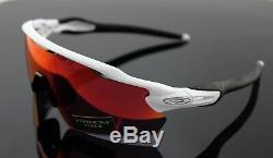 NEW Genuine OAKLEY RADAR EV PITCH Prizm Field Lens White Sunglasses OO 9211-04