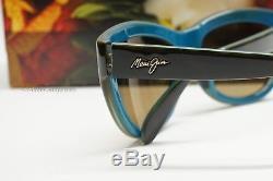 NEW Maui Jim KANANI Tortoise/ Blue (HCL Bronze Lens) Polarized Women's Sunglass