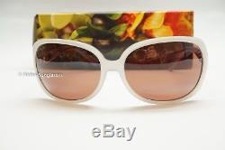 NEW Maui Jim Rainbow Falls Polarized White Pearl HCL Polarize Sunglasses womens