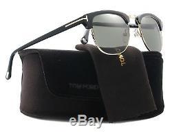 NEW Tom Ford Sunglasses TF 248 Black 05N HENRY 51mm