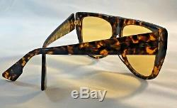 New Christian Dior Club 2 Sunglasses Havana/yellow 086ho Club2! Ships Today