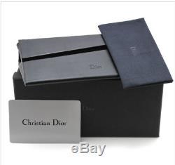 New Christian Dior STELLAIRE 1 SILVER-TONE SUNGLASSES