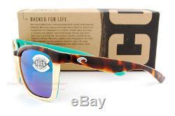 095a41145a55 New Costa Del Mar Fishing Sunglasses Anaa Tortoise Green Mirror 580g  Polarized