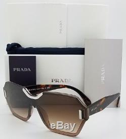 New Prada sunglasses PR15TS VIQ6S1 Tortoise Butterfly PR 15 GENUINE PR15 womens