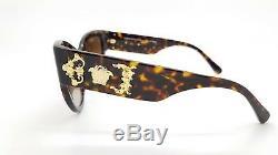 New Versace sunglasses VE4322 108/13 55 Tortoise Gold Medusa 4322 Cateye GENUINE