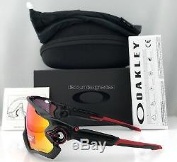 Oakley Jawbreaker Sunglasses OO9290-2031 Matte Black Frame Prizm Road Oo9290-20