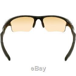 Oakley Women's Mirrored Jacket 2.0 OO9154-49 Pink Semi-Rimless Sunglasses