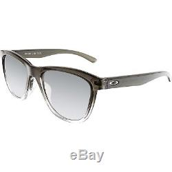 Oakley Women's Moonlighter OO9320-07 Black Square Sunglasses