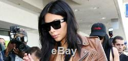 POLARIZED Genuine CELINE ZZ-Top Black Kim Kardashian Sunglasses CL 41756 807 3H