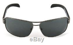 POLARIZED NEW Genuine PRADA Lifestyle Men Sunglasses SPS 54I 5AV 5Z1 PS 54IS 541