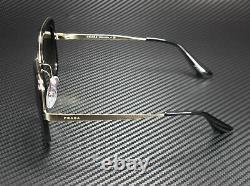 PRADA PR 57US 1AB0A7 Catwalk Black Grey Gradient 54 mm Women's Sunglasses